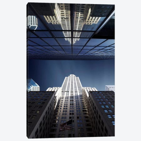 The Star Of Lexington Canvas Print #SDG102} by Sebastien Del Grosso Canvas Wall Art