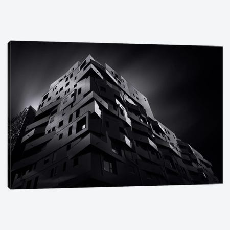 Twisted Canvas Print #SDG108} by Sebastien Del Grosso Canvas Artwork