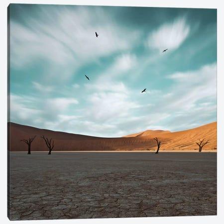 When The Death Coming Canvas Print #SDG110} by Sebastien Del Grosso Canvas Art Print