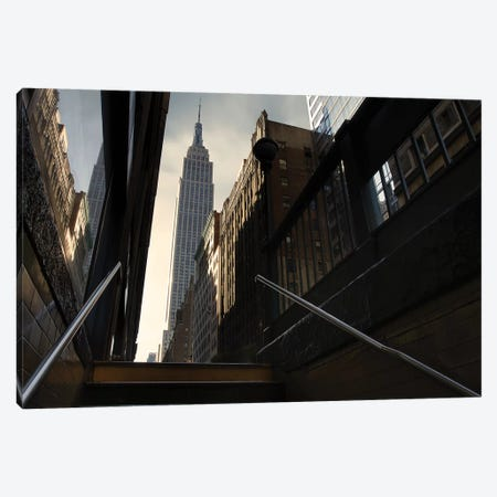 5th Avenue Canvas Print #SDG116} by Sebastien Del Grosso Canvas Art