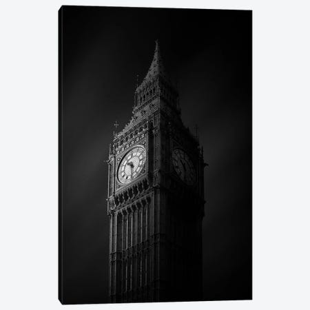 Big Ben I Canvas Print #SDG118} by Sebastien Del Grosso Art Print