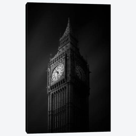Big Ben I Canvas Print #SDG118} by Sebastien Del Grosso Art Print
