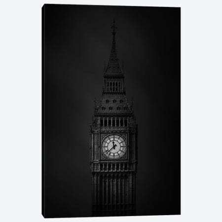 Big Ben II Canvas Print #SDG119} by Sebastien Del Grosso Canvas Art Print