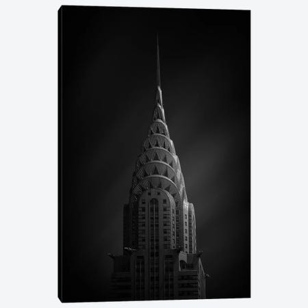 Chrysler Building Canvas Print #SDG121} by Sebastien Del Grosso Canvas Art