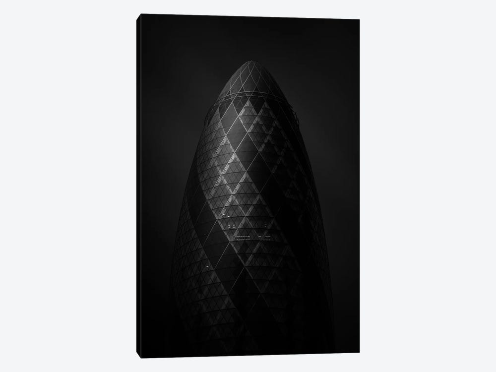Gherkin Tower by Sebastien Del Grosso 1-piece Canvas Art Print