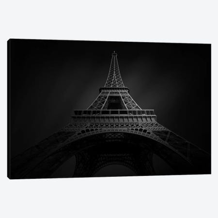 La Dame de Fer Canvas Print #SDG127} by Sebastien Del Grosso Canvas Art Print