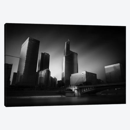 La Defense Canvas Print #SDG128} by Sebastien Del Grosso Canvas Artwork