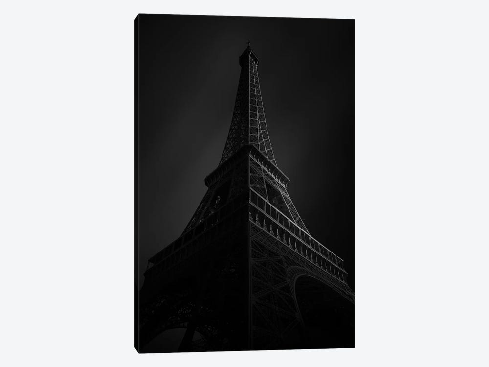La Tour Eiffel I by Sebastien Del Grosso 1-piece Canvas Artwork