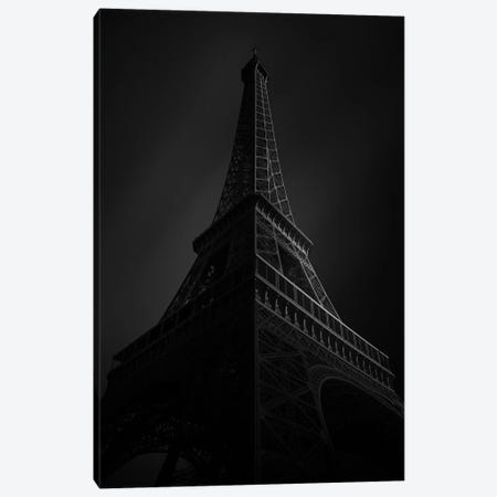 La Tour Eiffel I Canvas Print #SDG130} by Sebastien Del Grosso Canvas Art Print