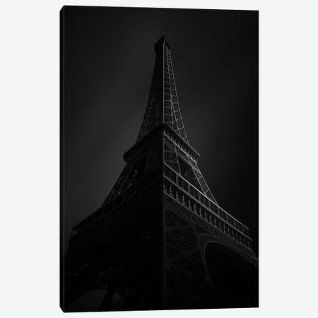La Tour Eiffel I Canvas Print #SDG130} by Sebastien Del Grosso Canvas Art Print