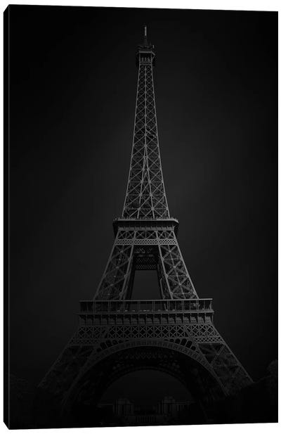 La Tour Eiffel II Canvas Art Print