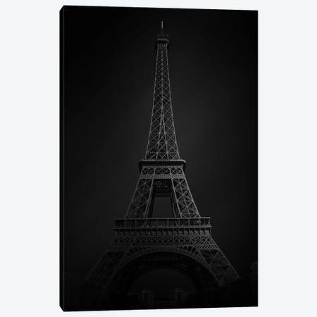 La Tour Eiffel II Canvas Print #SDG131} by Sebastien Del Grosso Art Print