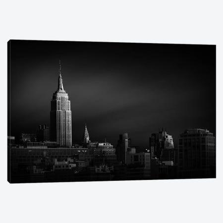 New York Skyline Canvas Print #SDG135} by Sebastien Del Grosso Canvas Wall Art