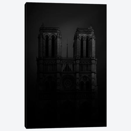 Notre Dame Canvas Print #SDG136} by Sebastien Del Grosso Canvas Wall Art