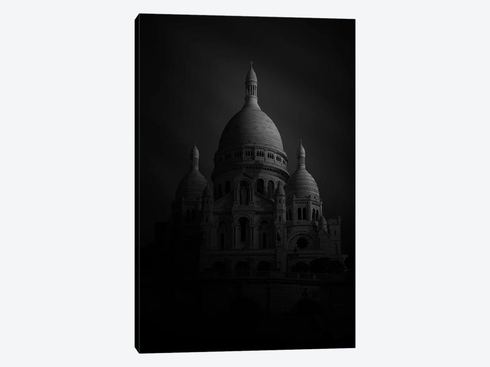Sacre Coeur by Sebastien Del Grosso 1-piece Canvas Art Print