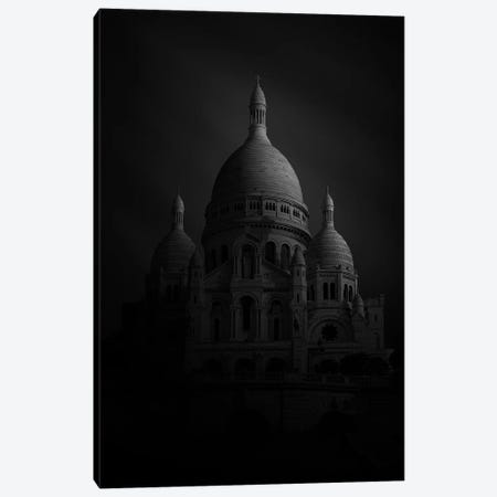 Sacre Coeur Canvas Print #SDG139} by Sebastien Del Grosso Canvas Print