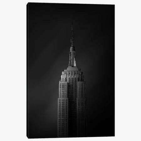The Empire State Building 3-Piece Canvas #SDG143} by Sebastien Del Grosso Canvas Wall Art