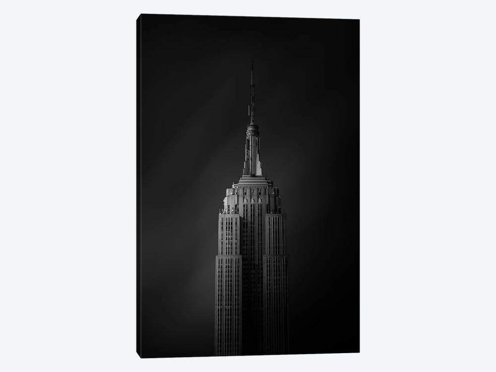 The Empire State Building by Sebastien Del Grosso 1-piece Canvas Artwork