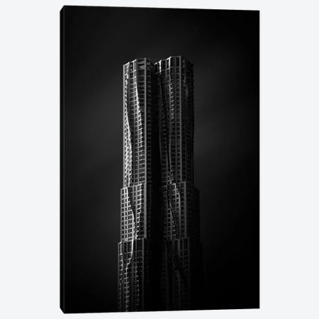 The Gehry Tower Canvas Print #SDG144} by Sebastien Del Grosso Canvas Art Print