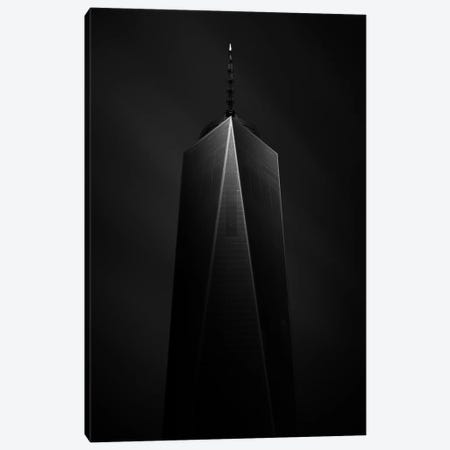 The One World Trade Center Canvas Print #SDG145} by Sebastien Del Grosso Canvas Print