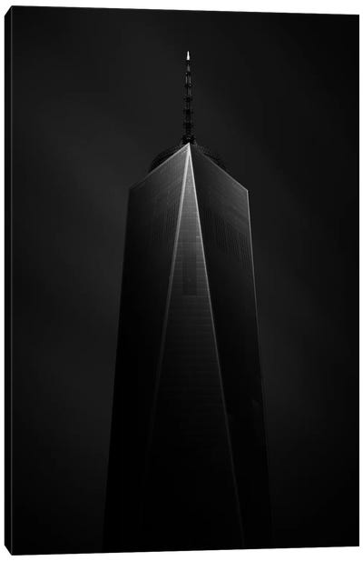 The One World Trade Center Canvas Art Print