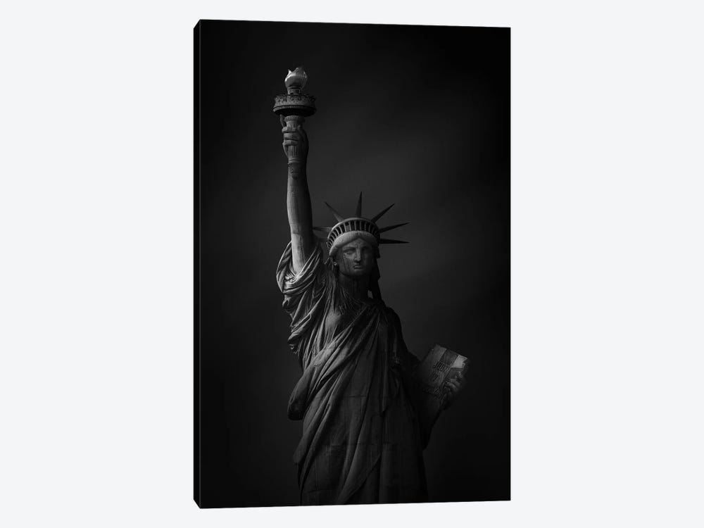 The Statue Of Liberty 1-piece Canvas Art