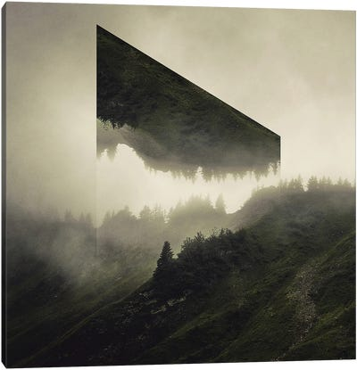 Geometrica XVIII Canvas Art Print