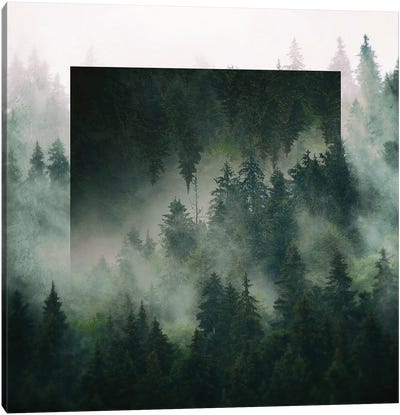 Geometricavi Canvas Art Print
