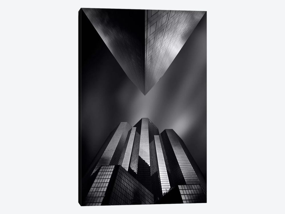 Clash of titans by Sebastien Del Grosso 1-piece Canvas Artwork