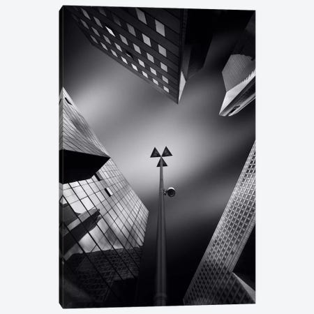 Controlled Area Canvas Print #SDG24} by Sebastien Del Grosso Canvas Artwork