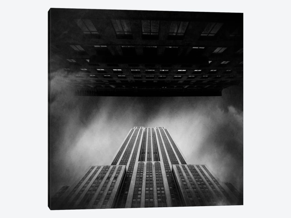 Empire I by Sebastien Del Grosso 1-piece Canvas Art