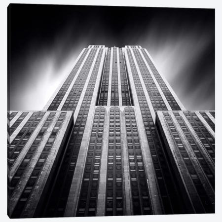 ESB Canvas Print #SDG44} by Sebastien Del Grosso Canvas Art