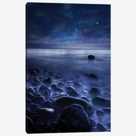Existence Canvas Print #SDG45} by Sebastien Del Grosso Canvas Wall Art