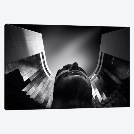 Guardians Canvas Print #SDG51} by Sebastien Del Grosso Canvas Art