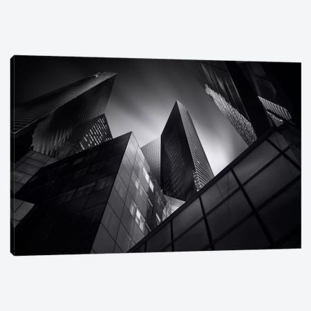 Headquarter II Canvas Print #SDG52} by Sebastien Del Grosso Canvas Art