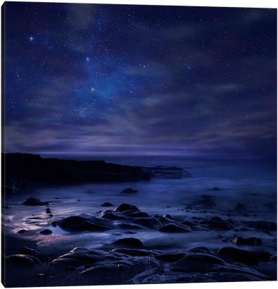 insomnia Canvas Art Print