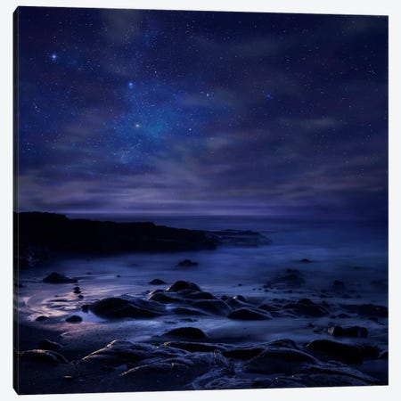 insomnia Canvas Print #SDG54} by Sebastien Del Grosso Canvas Print