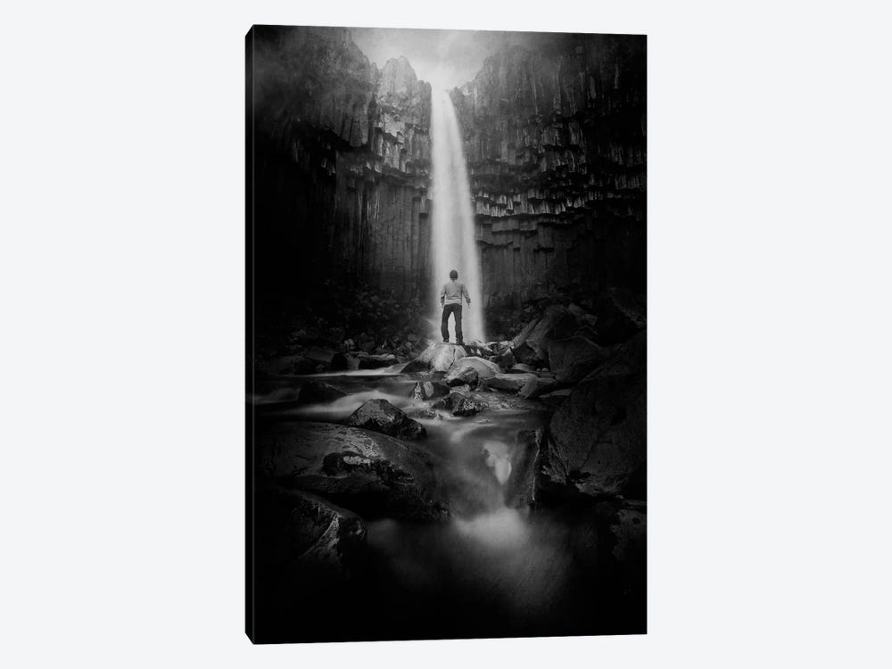 Into the light by Sebastien Del Grosso 1-piece Canvas Print