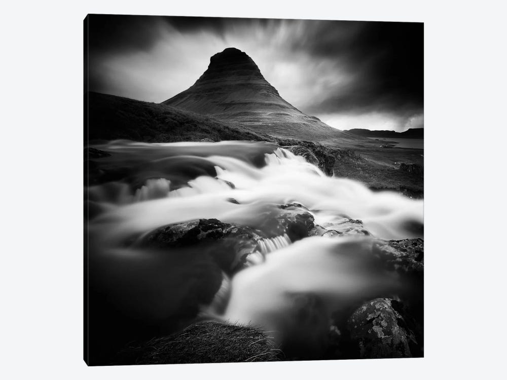 Kirkjufell I by Sebastien Del Grosso 1-piece Canvas Art