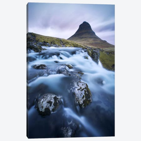 Kirkjufell IV Canvas Print #SDG61} by Sebastien Del Grosso Canvas Print