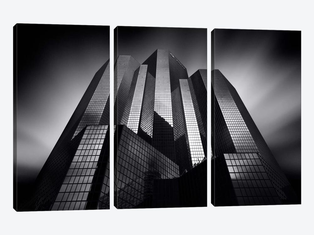 Mirrors 3-piece Canvas Art