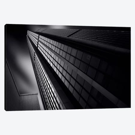 Monolith Of Glass Canvas Print #SDG71} by Sebastien Del Grosso Canvas Artwork
