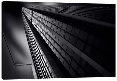 Monolith Of Glass Canvas Print #SDG71