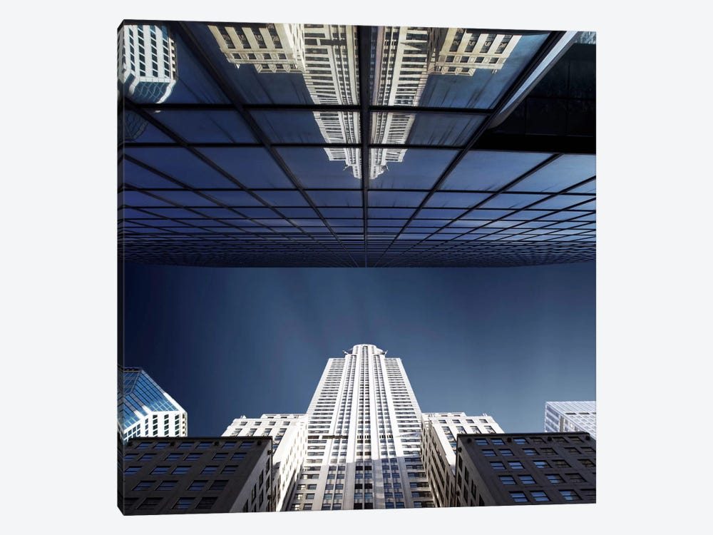 NYC Square II by Sebastien Del Grosso 1-piece Art Print