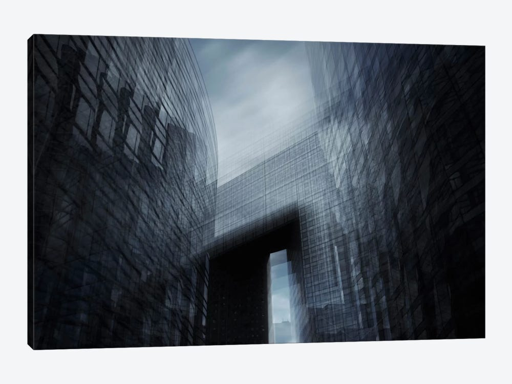 Parallel III 1-piece Canvas Print
