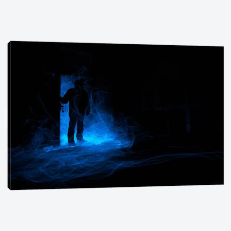 Artic Wave Canvas Print #SDG7} by Sebastien Del Grosso Canvas Wall Art