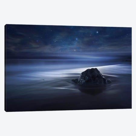 Blue Velvet II Canvas Print #SDG9} by Sebastien Del Grosso Canvas Art Print