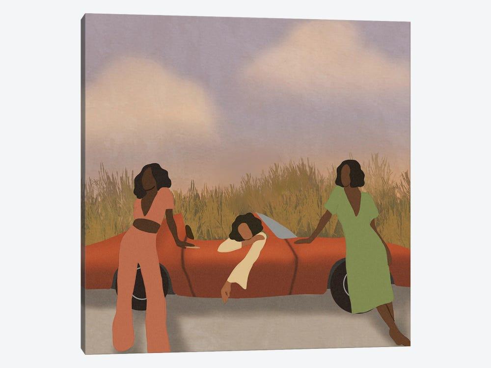 Vacay by Sarah Dahir 1-piece Art Print