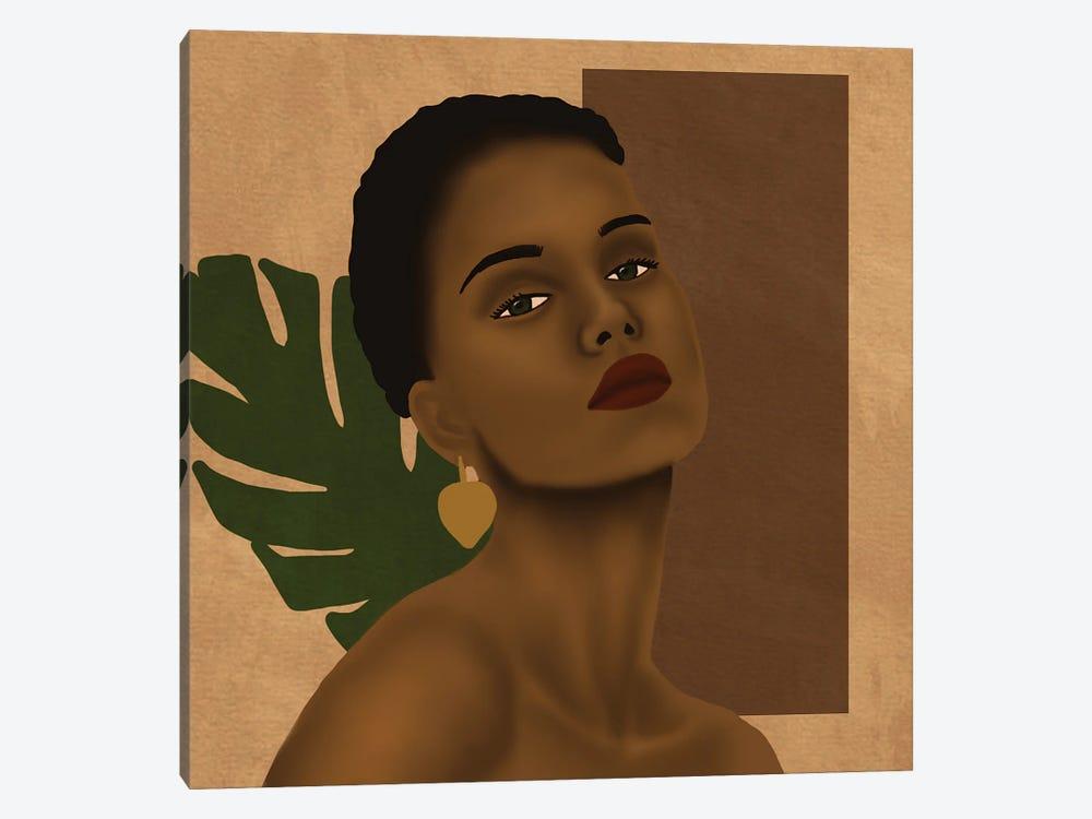 Simplicity by Sarah Dahir 1-piece Canvas Print