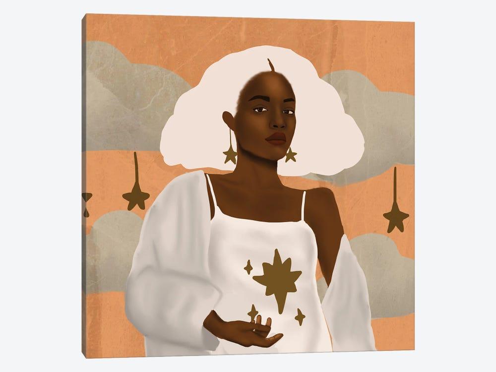 Dream Catcher by Sarah Dahir 1-piece Canvas Artwork